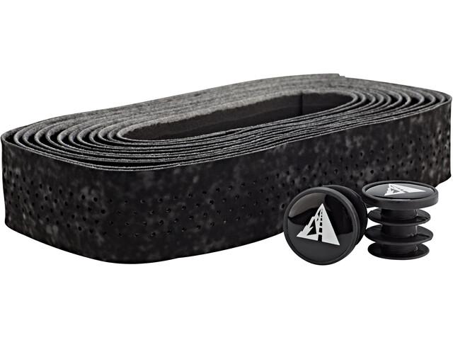 Profile Design Perforated Wrap Styrbånd sort (2019)   Bar tape